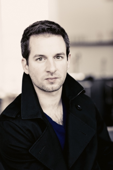 Bertrand Chamayou, pianiste