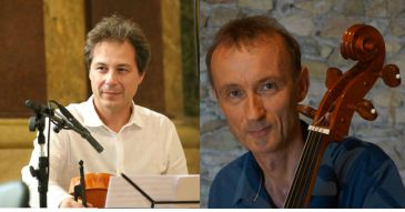 Guido Balestracci et Bruno Cocset