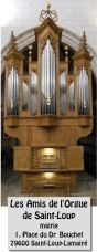 Logo orgue 2012
